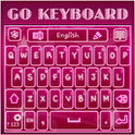 Go Keyboard Fairy Pink