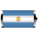 Argentina- Battery Widget