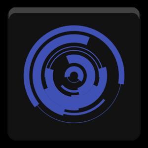 reNu Material Blue Theme CM11