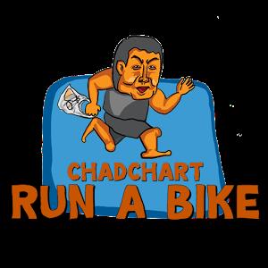 CHADCHART RUN A BIKE