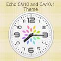 CM10.1 CM10 Theme Echo Up