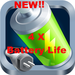 Battery Saver 4X