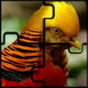 Birds, Lions - Animal Jigsaw