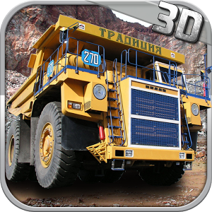 Mining Truck Parking Simulator