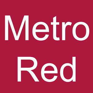 APW Metro Red metro
