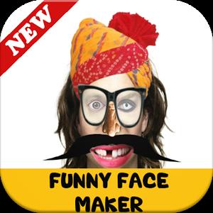Funny Face Maker -Face Changer face photos