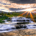 Animated Waterfall Wallpaper animated easter wallpaper