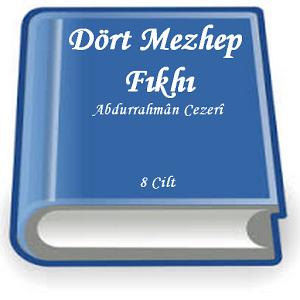 Dört Mezhep Fıkhı cekak hanefi