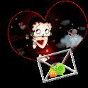 Betty Boop Go Sms free betty boop wallpaper