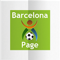 Barcelona Page page