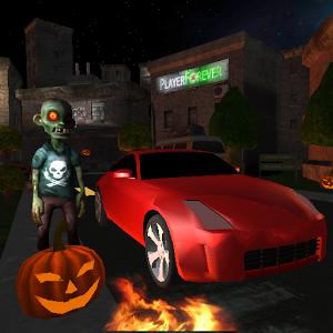 Car Parking Zombie 3D