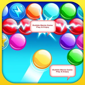 Bubble Mania Game bubble game powerpoint
