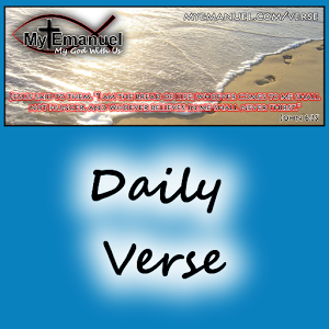 My Emanuel Daily Verse daily quotes verse