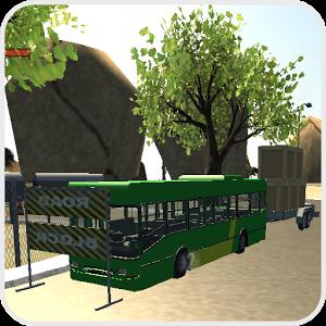 Bus Driving Simulator Race