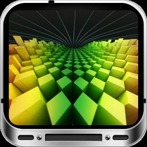3D Magic Color Wallpaper HD