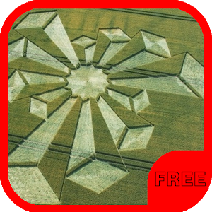 Crop Circles Wallpaper