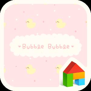 bubble bubble dodol theme bubble combat