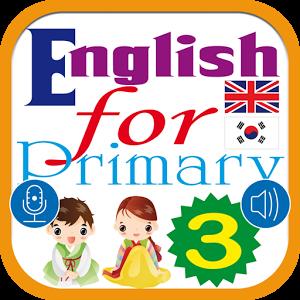 English for Primary 3 Korean
