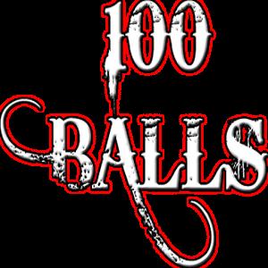 100 Balls toy balls