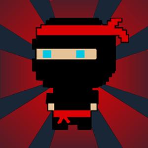 Bouncy Ninja Avoid the Spikes!