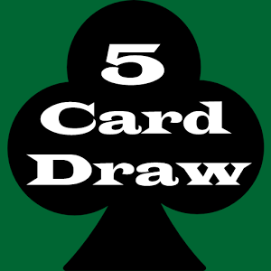 5 Card Draw Poker Solitaire five card draw poker