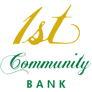 1st Community Bank Mobile community mobile pos