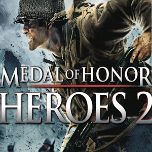 Heroes 2 Medal of Honor mini g