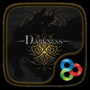 Darkness GO Launcher Theme