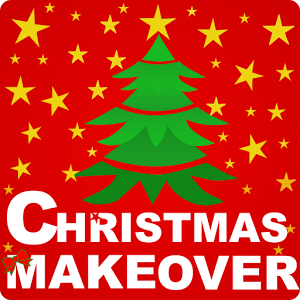 Christmas Photo Makeover -Edit