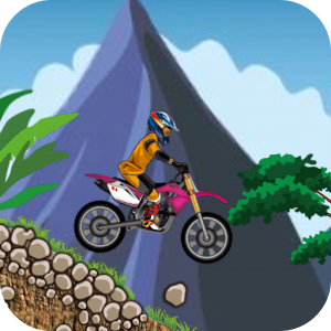 Extreme Hill Racing Motor 3D bike extreme motor