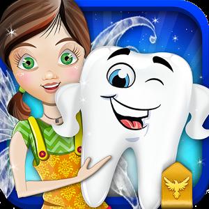 Happy Teeth grill player teeth