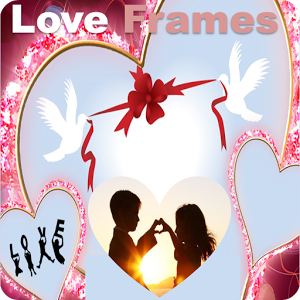 Love Frames - Photo Collage