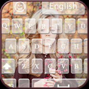 My Photo on Keyboard