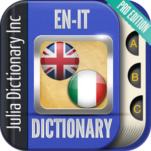 English Italian Dictionary Pro