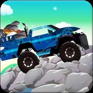 Truck Mountain Climb