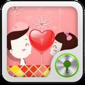 GO Locker Kiss Love Theme
