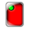 Keyboard Theme BlackRed Droid