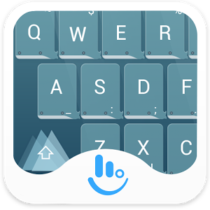 Little Whale Keyboard Theme
