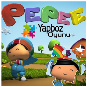 Pepee Oyunu - Yapboz