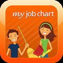 My Job Chart iridology eye chart