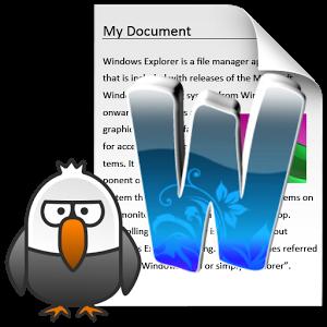 WordReader read MS Word file