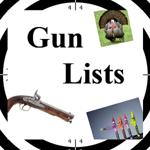 Gun Lists create email lists