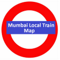 Mumbai Local Train Map mumbai route train