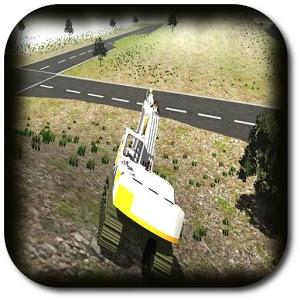 BIG Crane Driving Simulator 3D