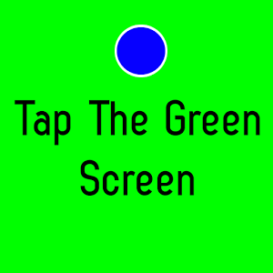 Tap the green screen green screen free backgrounds