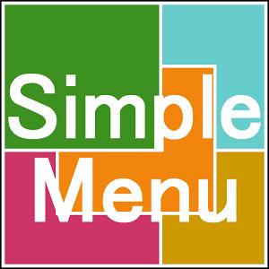 Simple Menu Home simple home bookkeeping