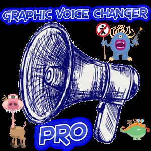 Voice Changer (Graphic) PRO