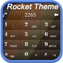 RocketDial Brown2rd Theme