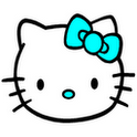 Hello Animated Kitty Wallpaper animated easter wallpaper