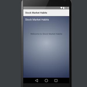 Stock Market Habits-Win@Stock